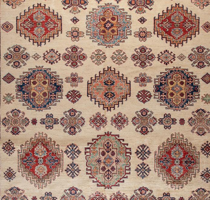 Fine Kazak Oriental Rug Ref 6481
