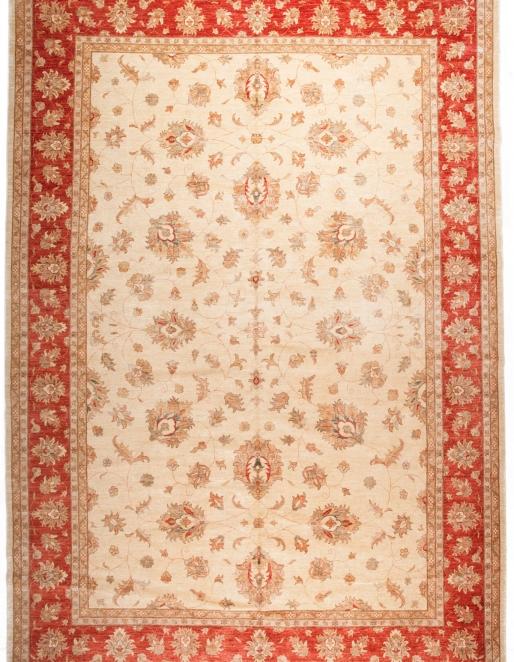 Ziegler Afghan Rug – 5666